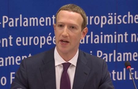 Ничего нового: Цукерберг в Европарламенте повторил сказанное ранее о приватности и борьбе с фейковыми новостями