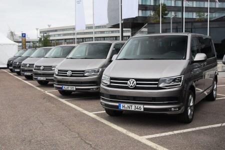 Apple договорилась с Volkswagen о совместной разработке автономных автомобилей на основе минивэна VW T6 Transporter