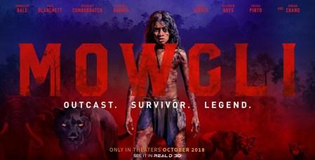 Первый трейлер фильма Mowgli / «Маугли» с Энди Серкисом, Кристианом Бэйлом, Бенедиктом Камбербэтчем и Кейт Бланшетт