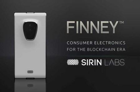 Sirin Labs Finney – первый в мире блокчейн-смартфон со встроенным «холодным» кошельком для криптовалют. «Всего» $999