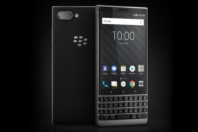 Анонсирован смартфон BlackBerry KEY2: улучшенная клавиатура, Optical Superzoom, автономность 2 дня, цена $649