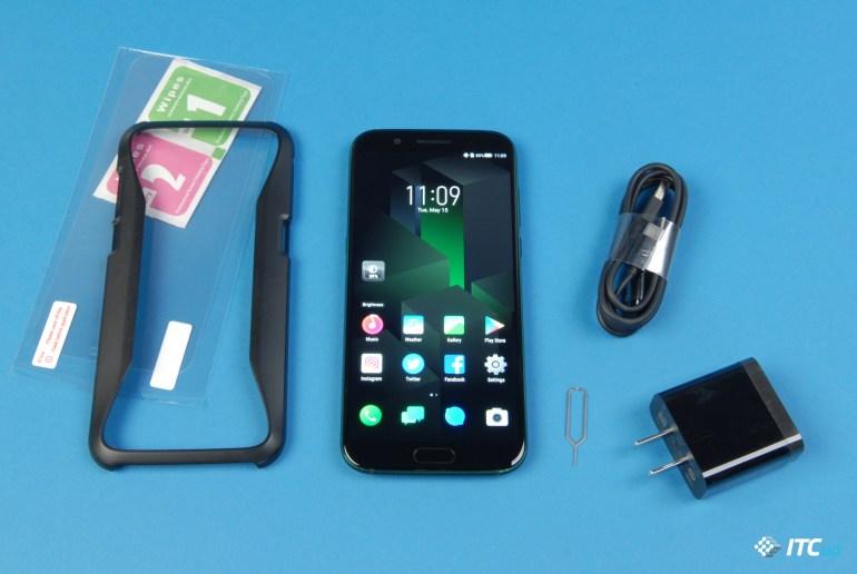 Обзор игрового смартфона Xiaomi Black Shark и геймпада Shark Gamepad