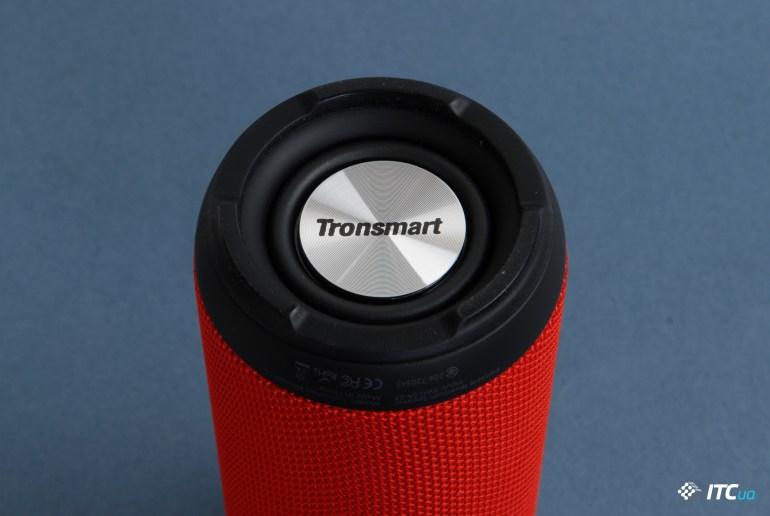 Обзор беспроводной портативной колонки Tronsmart Element T6