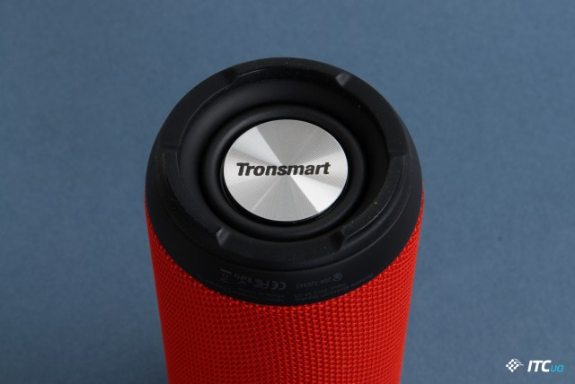 Обзор беспроводной портативной колонки Tronsmart Element T6 - ITC.ua