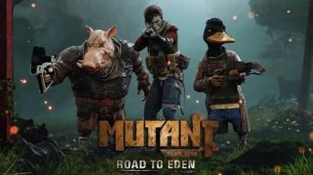 Представлен первый игровой трейлер постапокалиптической адвенчуры Mutant Year Zero: Road to Eden