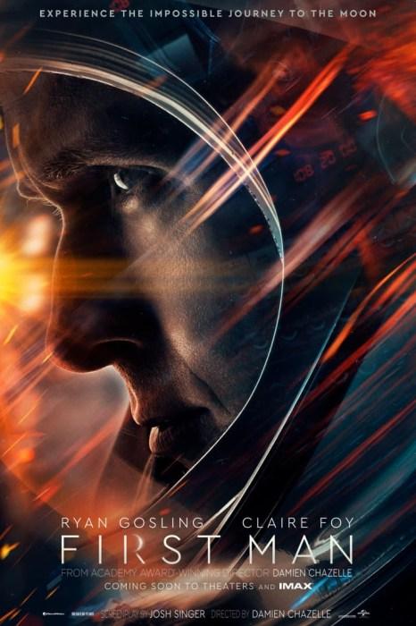 """Вышел первый трейлер фильма First Man / """"Человек на Луне"""" с Райаном Гослингом в роли астронавта Нила Армстронга"""