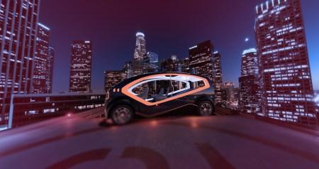Электрический беспилотник Fisker Orbit получит электродвигатели в колесах и выйдет на дороги уже в 2019 году