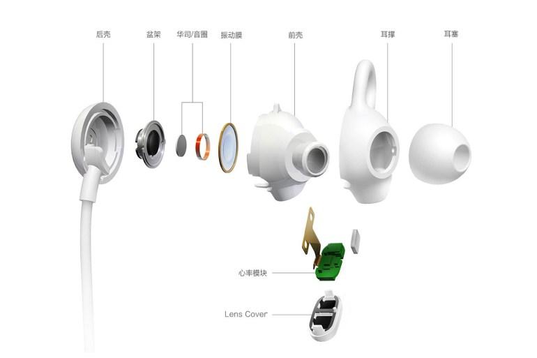 Бренд Honor представил проводные наушники стоимостью $20, которые умеют измерять частоту пульса