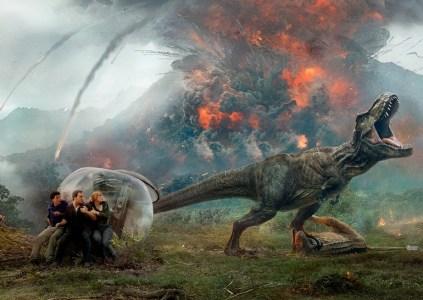 Jurassic World: Fallen Kingdom / «Мир Юрского периода 2»