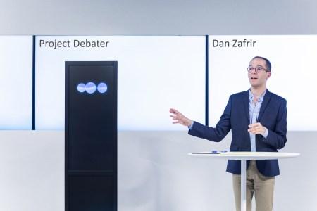 Машины теперь лучше людей и в дебатах. Как ИИ IBM переспорил лучших спорщиков
