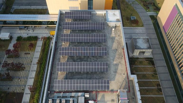 Samsung тоже полностью перейдёт на возобновляемые источники энергии к 2020 году