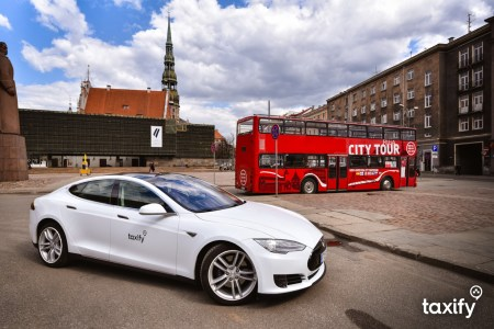 Taxify перезапускает сервис по заказу такси в Киеве и планирует зайти в другие крупные города Украины уже в 2018 году