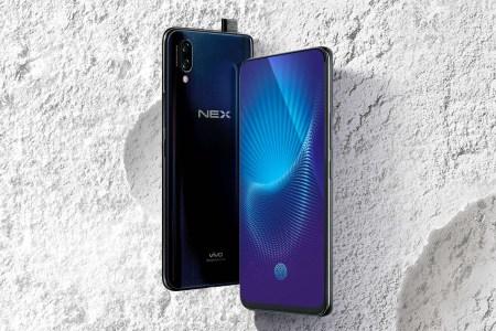 Vivo NEX — безрамочный 6,6-дюймовый смартфон с камерой-перископом, сканером отпечатков под матрицей и тремя аппаратными версиями по цене от $600