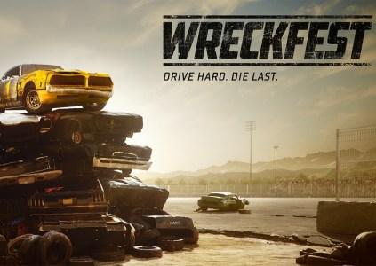 Wreckfest: доброе утро, последний герой…
