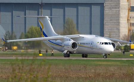 SkyUp обсуждает с «Антоновым» возможность использования их самолетов для регулярных внутренних рейсов