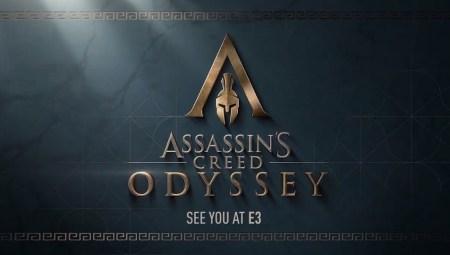 Assassin's Creed: Odyssey перенесёт игроков в Древнюю Грецию