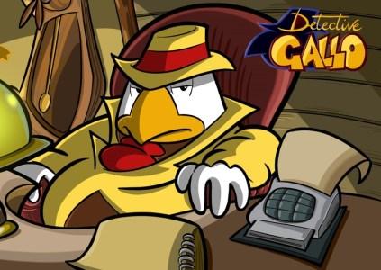 Detective Gallo: чисто куриное убийство