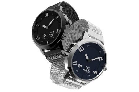 Гибридные умные часы Lenovo Watch X умеют измерять артериальное давление и стоят всего $50