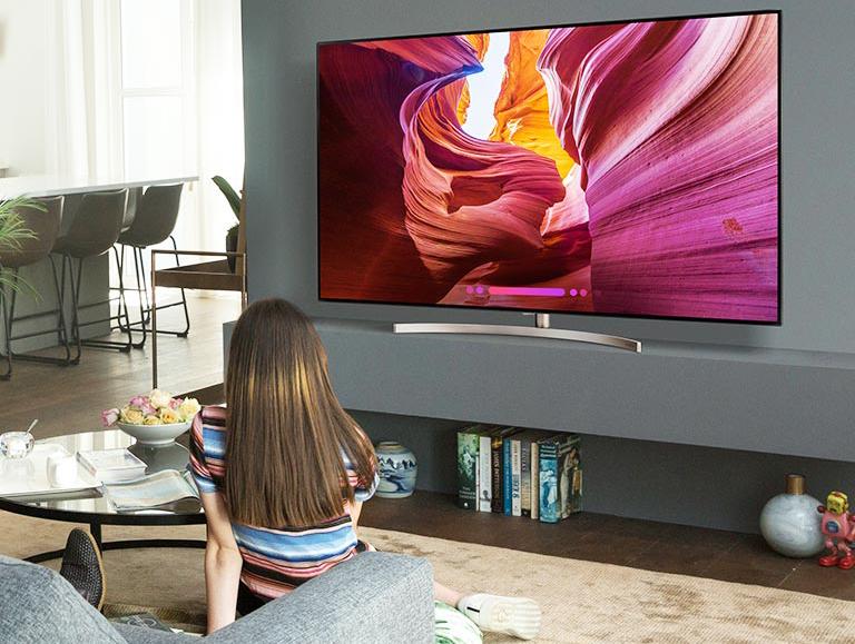 В Украине начинаются продажи телевизоров LG модельного ряда 2018 года