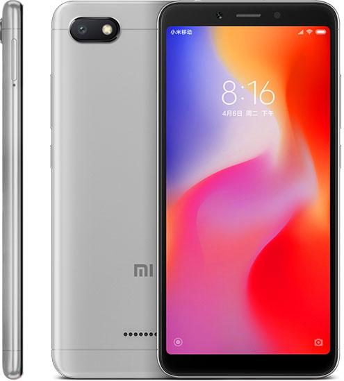 Анонсированы бюджетные смартфоны Xiaomi Redmi 6 и Redmi 6A по цене от $95