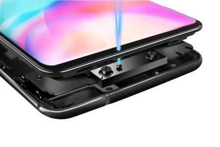 Новый 3D-сканер лица Vivo TOF 3D по разрешению в десять раз превосходит камеру TrueDepth в iPhone X