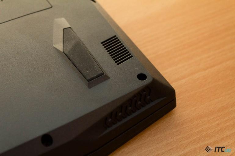Динамики Acer Nitro 5