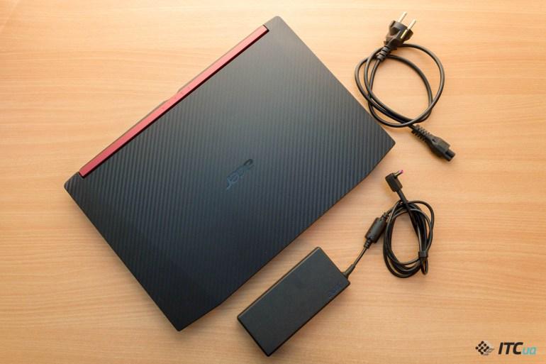 Комплектация Acer Nitro 5