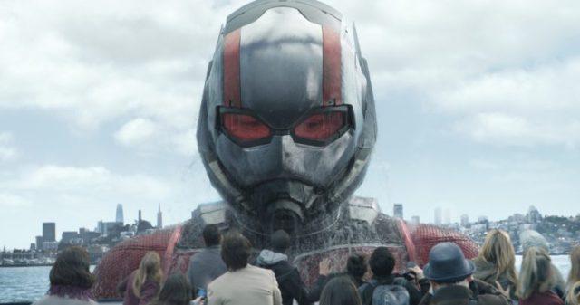 Ant-Man and the Wasp / «Человек-муравей и Оса» - ITC.ua