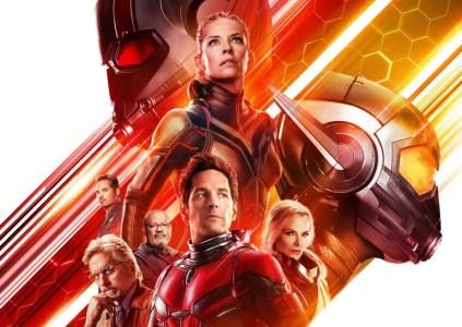 Ant-Man and the Wasp / «Человек-муравей и Оса»