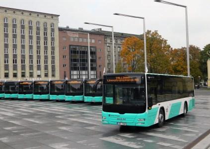 Эстония отменила плату за проезд в городских автобусах, чтобы стимулировать использование общественного транспорта с целью защиты окружающей среды