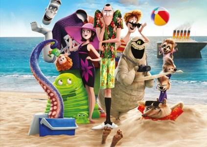 Hotel Transylvania 3: Summer Vacation / «Монстры на каникулах 3»