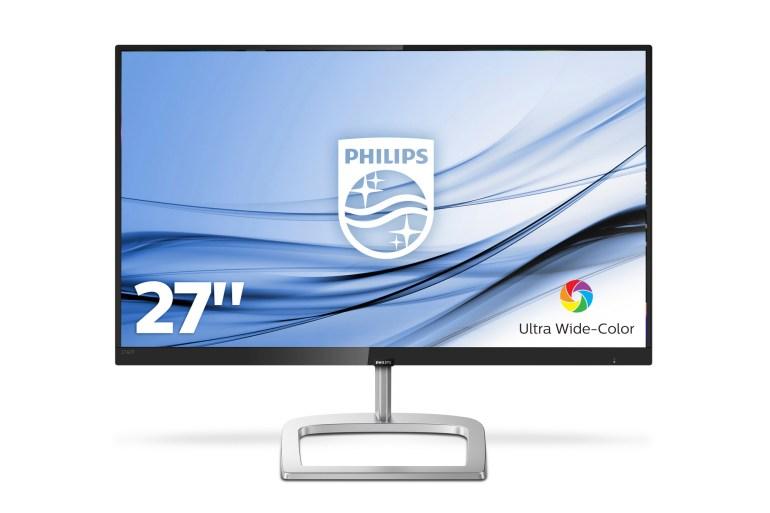 Philips 278E9 - изогнутый 27-дюймовый монитор с Full HD VA-матрицей и поддержкой AMD FreeSync за 7599 грн