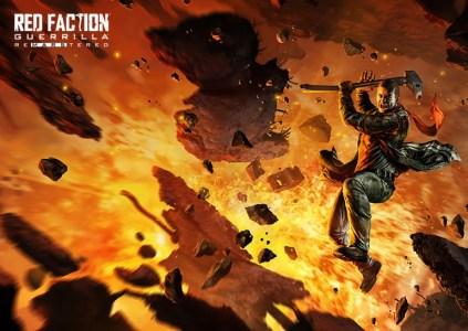 Red Faction Guerrilla Re-Mars-tered Edition: возвращение на Марс