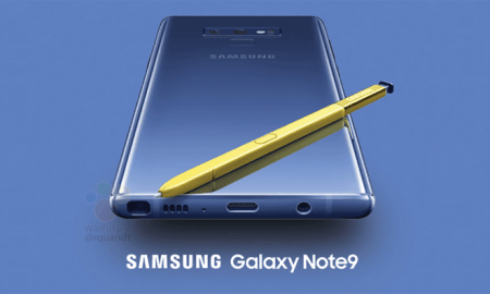 Опубликованы изображения стилуса Samsung Galaxy Note9 в разных цветах (+ сравнение со стилусом Galaxy Note8)