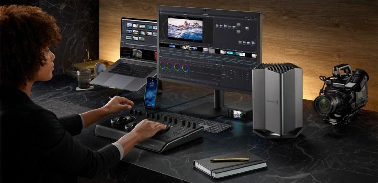 Apple представила внешний видеоускоритель Blackmagic eGPU на базе Radeon Pro 580 за $699