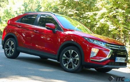 Mitsubishi Eclipse Cross: не откровение, но большой шаг вперед