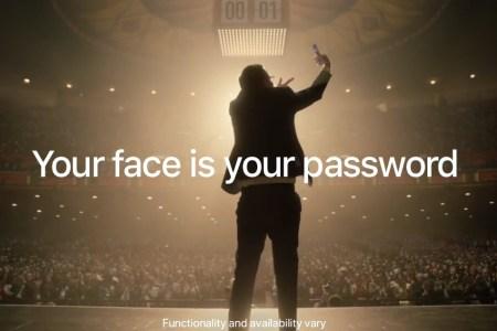 «Ваше лицо — это ваш пароль»: Apple сняла «нервное» видео, в котором рекламирует функцию Face ID на iPhone X