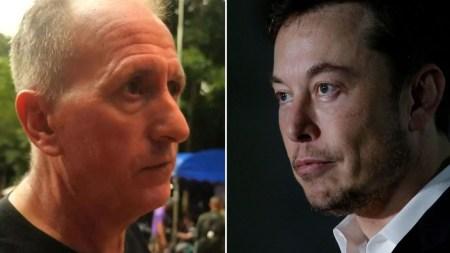 «Это только моя вина»: Илон Маск извинился перед британским спелеологом, спасавшим детей из пещеры в Таиланде