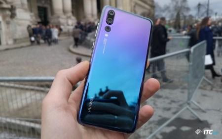 Huawei впервые обошла Apple по объему отгруженных за квартал смартфонов