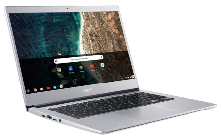 Новый 14-дюймовый хромбук Acer Chromebook 514 за 350 евро может похвастаться некоторыми особенностями, присущими моделям премиум-класса