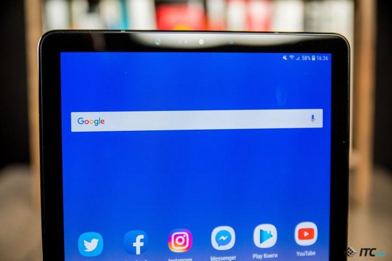 разблокировка Galaxy Tab S4