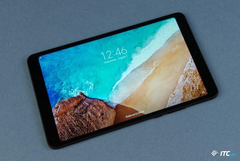 Xiaomi Mi Pad 4 экран