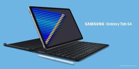 Украинские магазины открыли предзаказы на флагманский планшет Samsung Galaxy Tab S4. Версию с LTE на 64 ГБ оценили в 27 999 грн