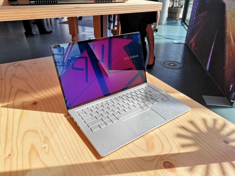 IFA 2018: Первый взгляд на ноутбуки ASUS ZenBook 13, 14 и 15