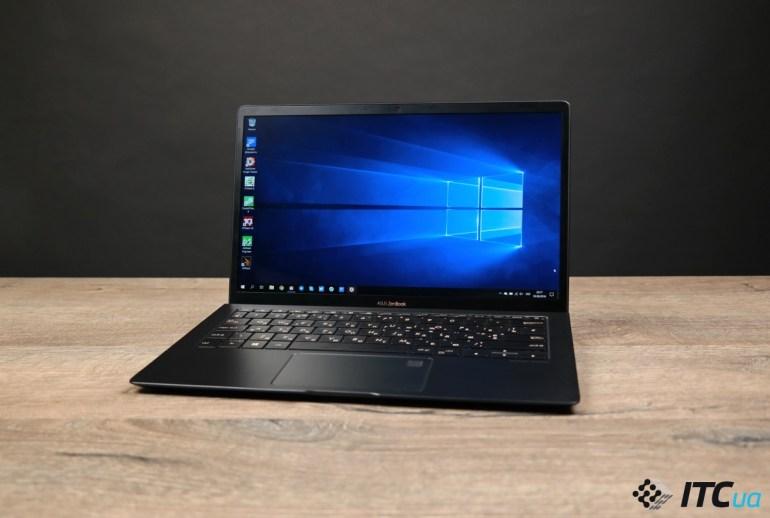 дизайн ZenBook S (UX391)