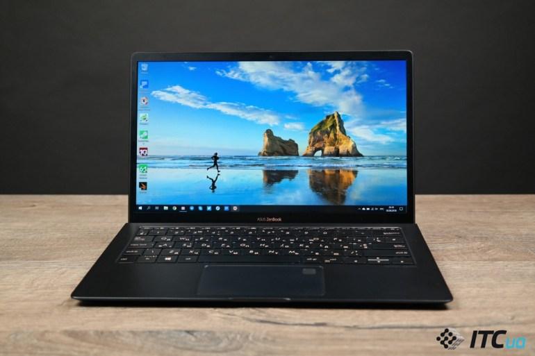 экран ZenBook S (UX391)