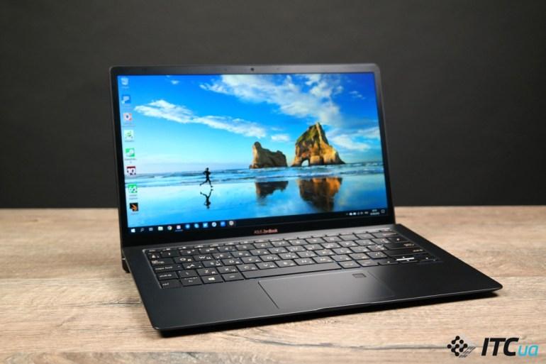 тачпад ZenBook S (UX391)