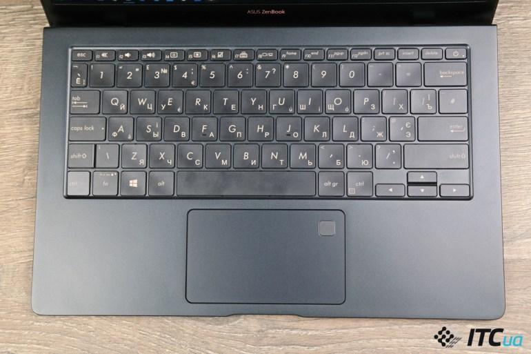 клавиатура ZenBook S (UX391)