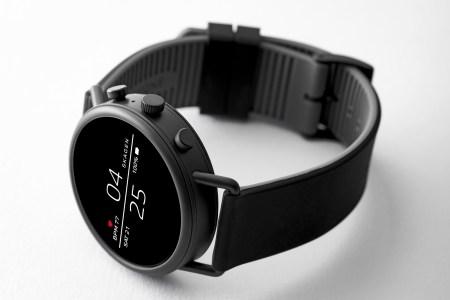 Новые умные часы Skagen Falster 2 с сенсорным экраном, GPS и NFC оценили в $275