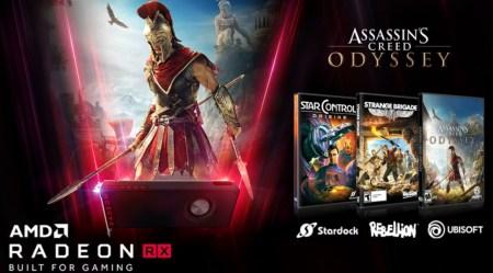 Raise the Game: AMD дарит покупателям видеокарт серии Radeon RX и готовых систем с ними комплект из трех еще не вышедших игр